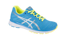 Asics Women's Gel Zaraca 2 W diva blue/silver/neon yellow